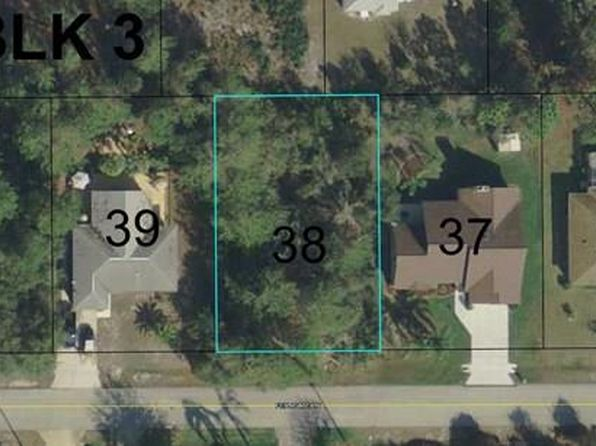 null bed null bath Vacant Land at 36 FERNGATE LN PALM COAST, FL, 32137 is for sale at 25k - 1 of 2