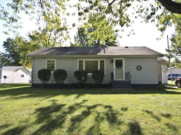 3 bed 1.1 bath Single Family at 264 N Shaw St Macon, IL, 62544 is for sale at 73k - 1 of 25