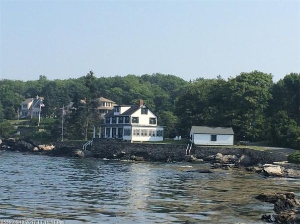 6 bed 2 bath Single Family at 220 Shore Rd East Boothbay, ME, 04544 is for sale at 1.73m - 1 of 26