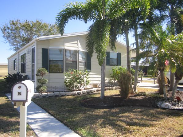 2 bed 2 bath Single Family at 8490 Florence Dr Port Saint Lucie, FL, 34952 is for sale at 80k - 1 of 20