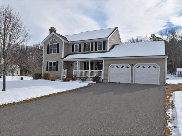 3 bed 2 bath Single Family at 3 SPINDLETOP DR LEOMINSTER, MA, 01453 is for sale at 325k - 1 of 17