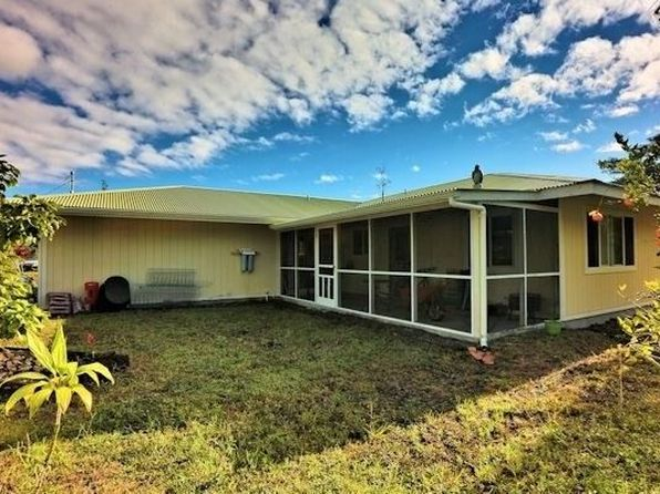 3 bed 2 bath Single Family at 15-1654 18th Ave Keaau, HI, 96749 is for sale at 264k - 1 of 21