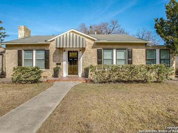 2 bed 2 bath Single Family at 223 Thorain Blvd San Antonio, TX, 78212 is for sale at 325k - 1 of 25