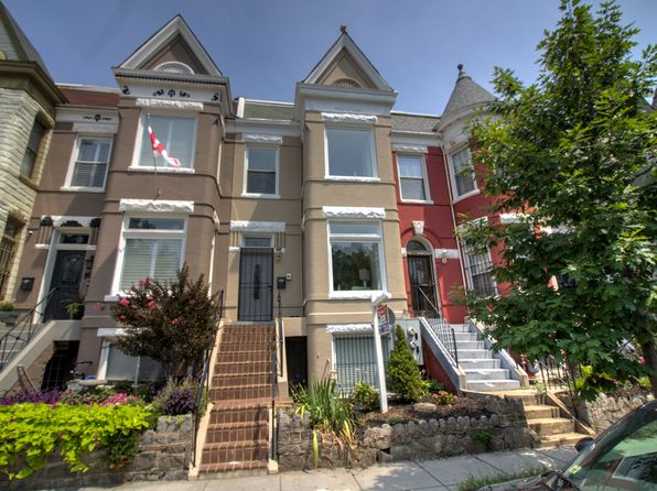 5 bed 4 bath Townhouse at 61 Quincy Pl NW Washington, DC, 20001 is for sale at 900k - 1 of 30