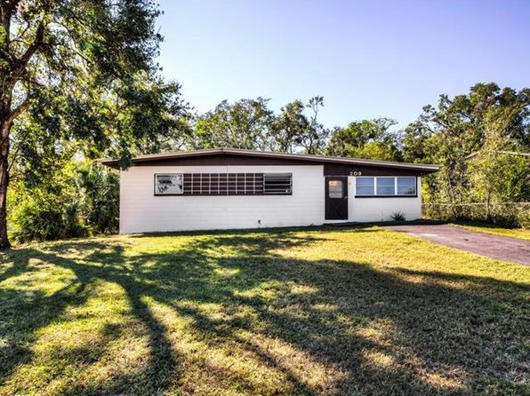 2 bed 1 bath Single Family at 209 E Palm St Fruitland Park, FL, 34731 is for sale at 85k - 1 of 19