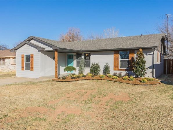 4 bed 1 bath Single Family at 1033 NW 20th St Moore, OK, 73160 is for sale at 119k - 1 of 26