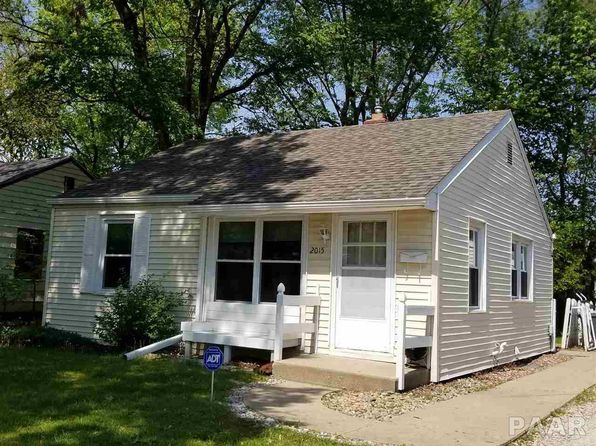 2 bed 1 bath Single Family at 2015 W Harper Ter Peoria, IL, 61604 is for sale at 60k - google static map