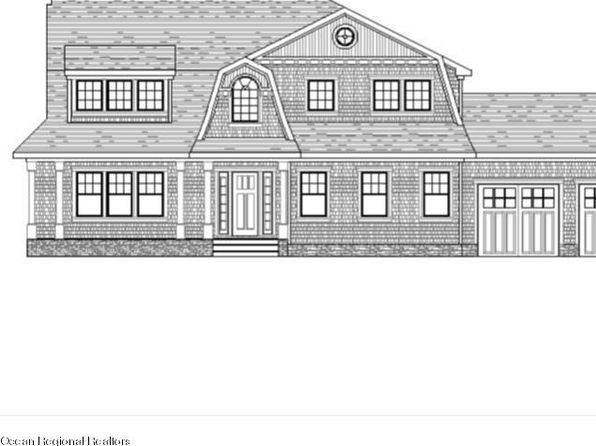 5 bed 3 bath Single Family at 2600 Hickory Dr Manasquan, NJ, 08736 is for sale at 885k - google static map