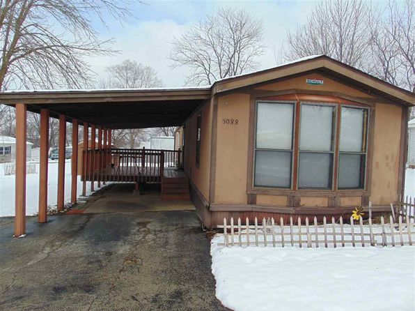 2 bed 1 bath Mobile / Manufactured at 5088 Stone Crest St Loves Park, IL, 61111 is for sale at 10k - 1 of 17