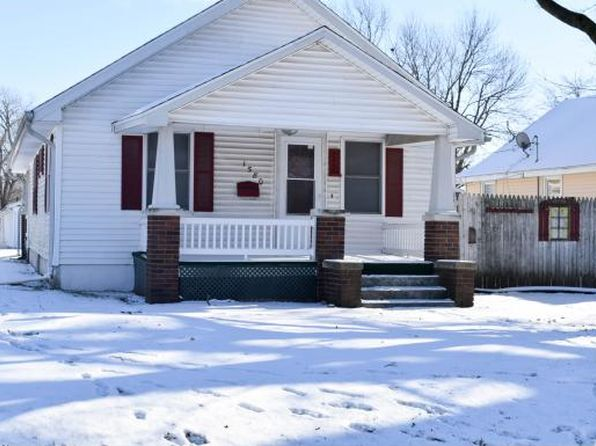 2 bed 1.1 bath Single Family at 1580 N Gulick Ave Decatur, IL, 62526 is for sale at 41k - google static map