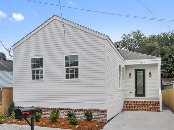 3 bed 2 bath Single Family at 8117 Apple St New Orleans, LA, 70118 is for sale at 350k - 1 of 16