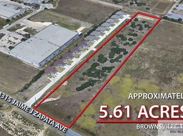 null bed null bath Vacant Land at 0 Jaime Zapata Ave Brownsville, TX, 78521 is for sale at 300k - google static map