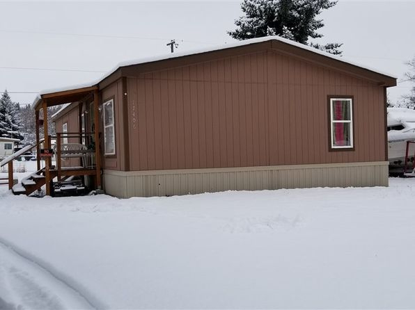 3 bed 2 bath Mobile / Manufactured at 17406 E 3rd Ave Spokane Valley, WA, 99016 is for sale at 76k - 1 of 4