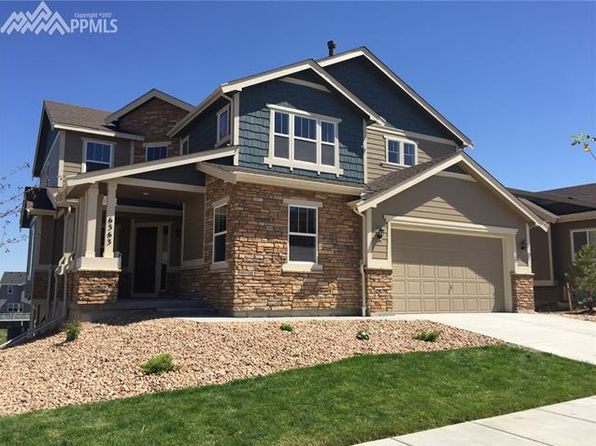 4 bed 4 bath Single Family at 6363 Winter Haven Dr Colorado Springs, CO, 80919 is for sale at 541k - 1 of 30