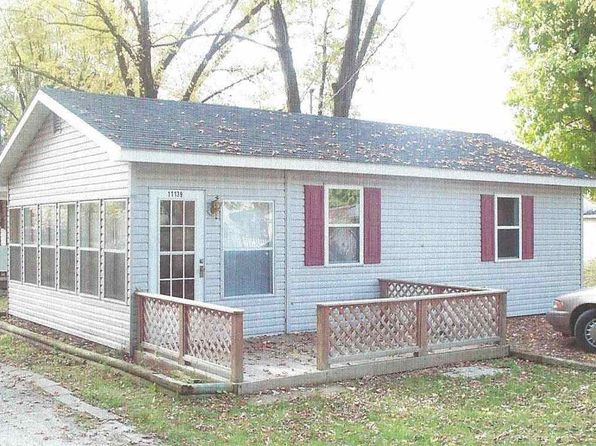 1 bed 1 bath Single Family at 11139 N Sugar Bluff Rd Monticello, IN, 47960 is for sale at 40k - google static map
