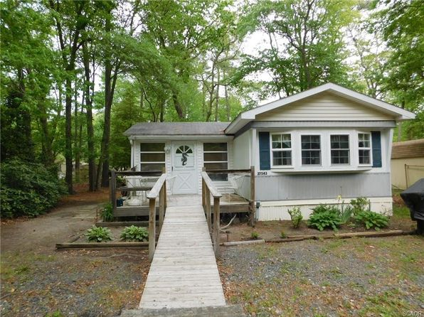 3 bed 1 bath Mobile / Manufactured at 37543 MAHOGANY ST OCEAN VIEW, DE, 19970 is for sale at 125k - 1 of 27