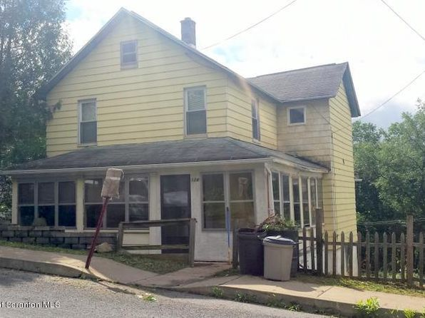 3 bed 1 bath Single Family at 124 Jefferson St Carbondale, PA, 18407 is for sale at 18k - google static map