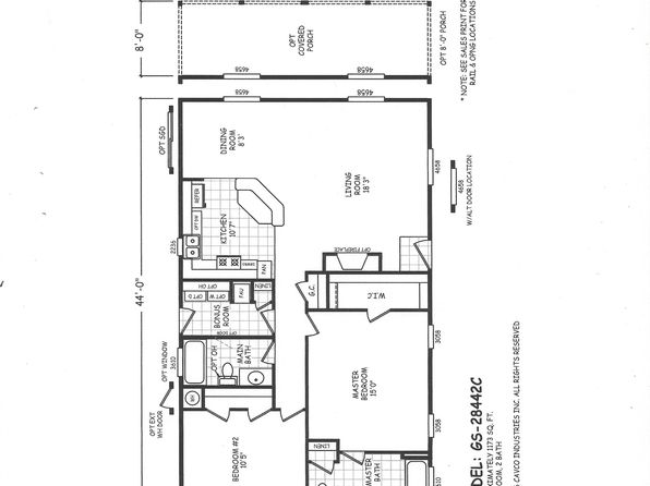 2 bed 2 bath Mobile / Manufactured at 1120 E Mission Rd Fallbrook, CA, 92028 is for sale at 97k - 1 of 2
