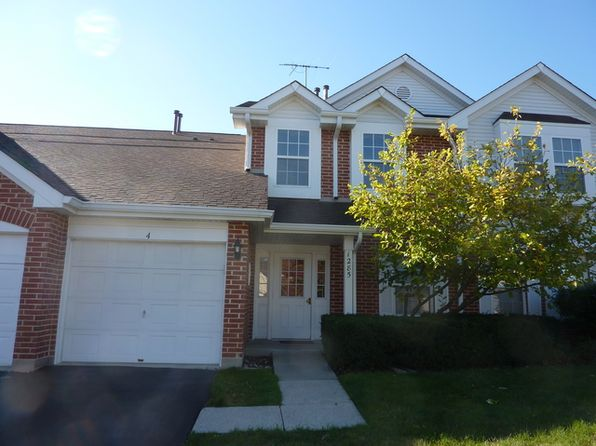 2 bed 2 bath Condo at 1285 Winfield Ct Roselle, IL, 60172 is for sale at 167k - 1 of 15