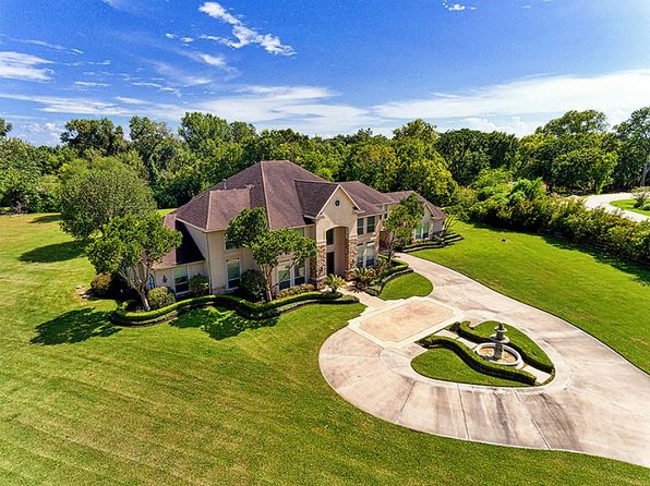 4 bed 5 bath Single Family at 1402 River Cliff Ct Richmond, TX, 77406 is for sale at 850k - 1 of 32