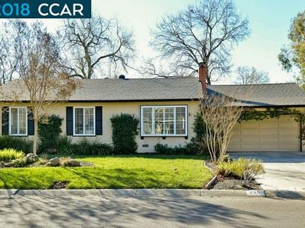3 bed 1 bath Single Family at 3209 Eccleston Ave Walnut Creek, CA, 94597 is for sale at 759k - 1 of 27