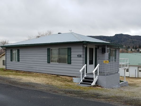 2 bed 2 bath Single Family at 106 W KELSO AVE ELECTRIC CITY, WA, 99123 is for sale at 130k - 1 of 18