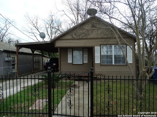 2 bed 1 bath Single Family at 1726 Arbor Pl San Antonio, TX, 78207 is for sale at 65k - 1 of 16