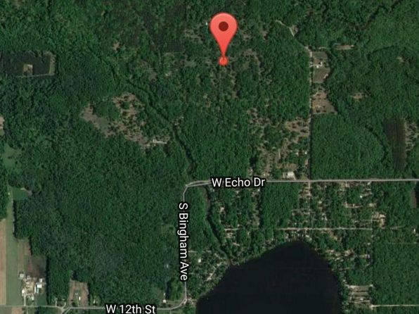 null bed null bath Vacant Land at 250 S Bingham Ave White Cloud, MI, 49349 is for sale at 24k - 1 of 4