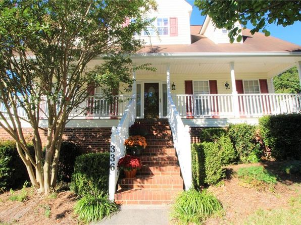 4 bed 2 bath Single Family at 336 Clay Flynt Rd Kernersville, NC, 27284 is for sale at 215k - 1 of 22