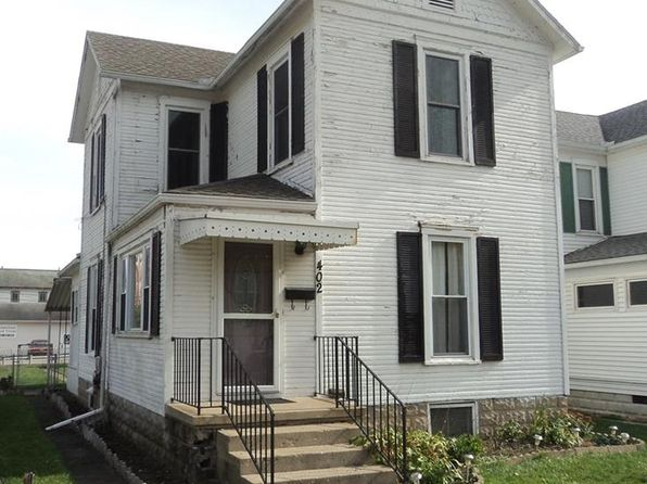 3 bed 2 bath Single Family at 402 Franklin Ave Sidney, OH, 45365 is for sale at 65k - 1 of 11