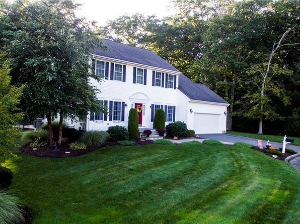 3 bed 3 bath Single Family at 10 Gray Birch Dr Cranston, RI, 02921 is for sale at 439k - 1 of 22