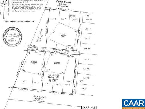 null bed null bath Vacant Land at 2 9th St Mineral, VA, 23117 is for sale at 18k - google static map