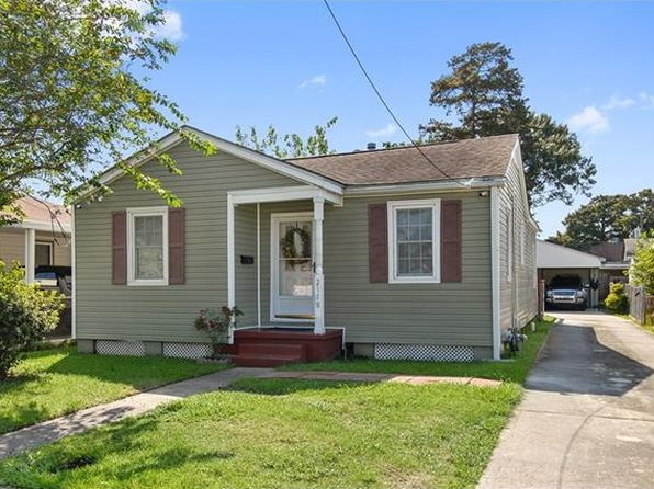 3 bed 2 bath Single Family at 2118 Stafford St Gretna, LA, 70053 is for sale at 129k - 1 of 11