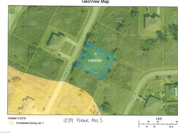 null bed null bath Vacant Land at 1509 Hank S Ave Lehigh Acres, FL, 33973 is for sale at 9k - 1 of 2