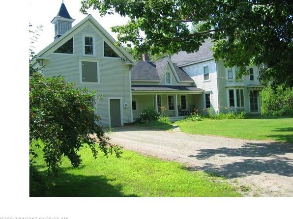 5 bed 3 bath Single Family at 32 Maple St Kingfield, ME, 04947 is for sale at 298k - 1 of 34