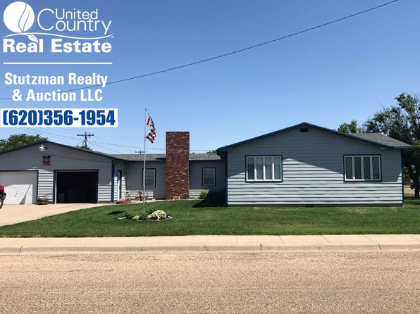 3 bed 2 bath Single Family at 901 S Sullivan Ulysses, KS, 67880 is for sale at 135k - 1 of 2