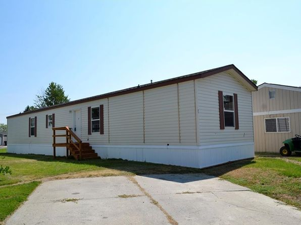 3 bed 2 bath Mobile / Manufactured at 65 Big Sky Country Dr Billings, MT, 59102 is for sale at 55k - 1 of 7