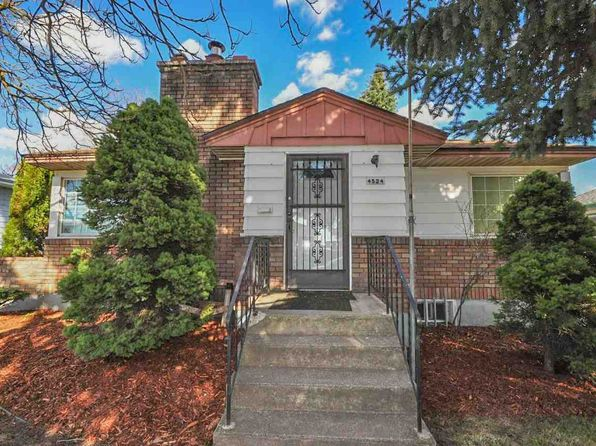 4 bed 2 bath Single Family at 4524 N Maple St Spokane, WA, 99205 is for sale at 150k - 1 of 40