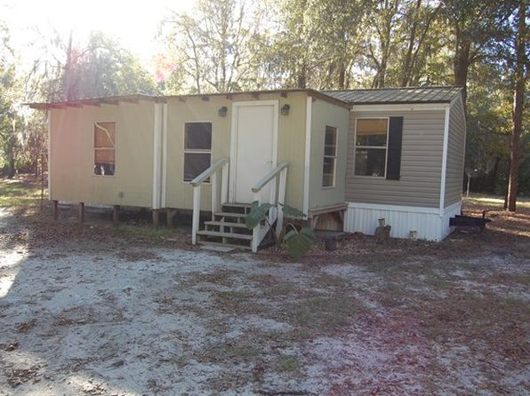 1 bed 1 bath Mobile / Manufactured at 1232 NE 516 Ave Old Town, FL, 32680 is for sale at 47k - 1 of 19