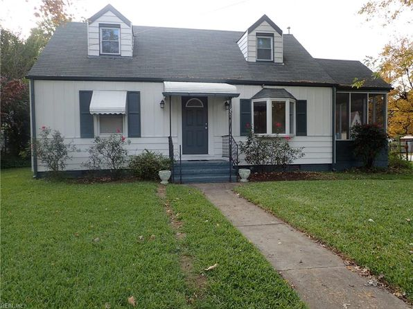 3 bed 2 bath Single Family at 19 ROBERTS CT Portsmouth, VA, 23701 is for sale at 160k - 1 of 21