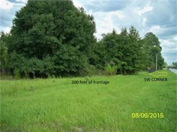 null bed null bath Vacant Land at 20829 Fort Christmas Rd Christmas, FL, 32709 is for sale at 55k - 1 of 4