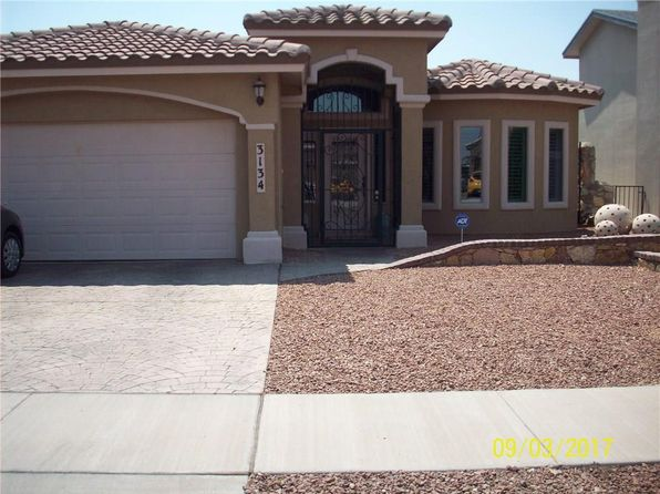 3 bed 2 bath Single Family at 3134 Blue Dirt Cir El Paso, TX, 79938 is for sale at 188k - 1 of 20