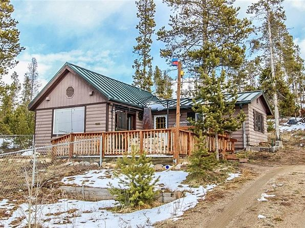 1 bed 1 bath Single Family at 420 County Road 641 Grand Lake, CO, 80447 is for sale at 215k - 1 of 18
