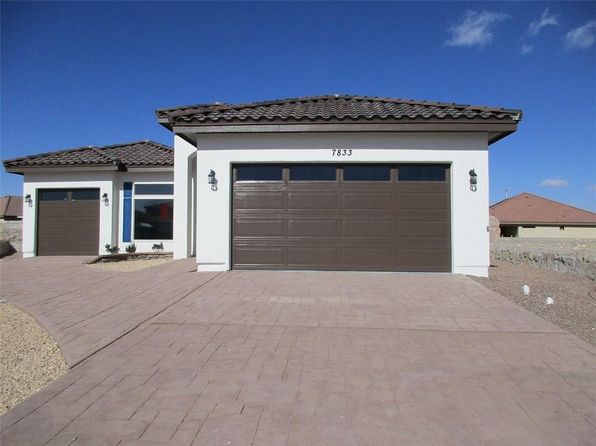 3 bed 2 bath Single Family at 7833 Enchanted Range Dr El Paso, TX, 79911 is for sale at 311k - 1 of 7