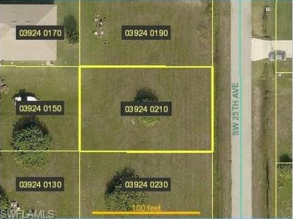 null bed null bath Vacant Land at 212 SW 25TH AVE CAPE CORAL, FL, 33991 is for sale at 20k - google static map