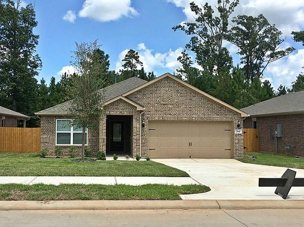 3 bed 2 bath Single Family at 7547 Fettle Ln Conroe, TX, 77304 is for sale at 191k - 1 of 14