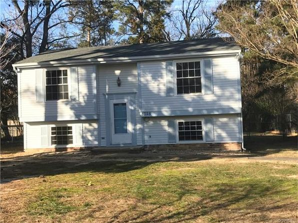 4 bed 2 bath Single Family at 8728 Pine Top Dr Henrico, VA, 23294 is for sale at 205k - 1 of 6