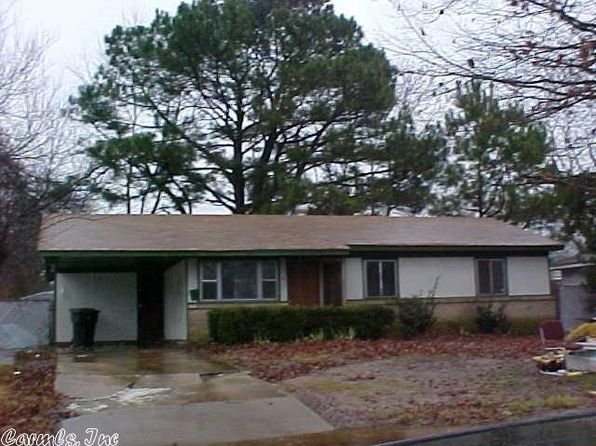 3 bed 1 bath Single Family at 7403 Dahlia Dr Little Rock, AR, 72209 is for sale at 60k - google static map