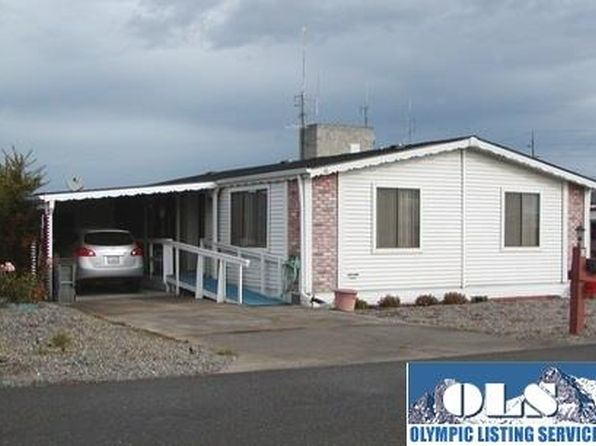 3 bed 2 bath Single Family at 325 N 5th Ave Sequim, WA, 98382 is for sale at 58k - 1 of 10