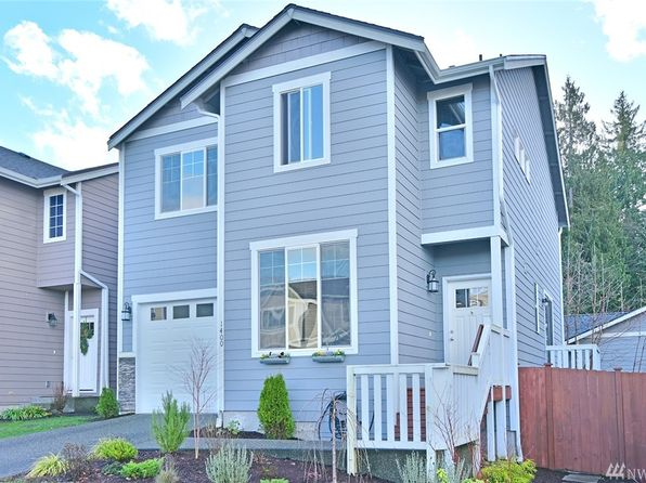 3 bed 2.5 bath Single Family at 1400 NE Watland St Poulsbo, WA, 98370 is for sale at 320k - 1 of 25